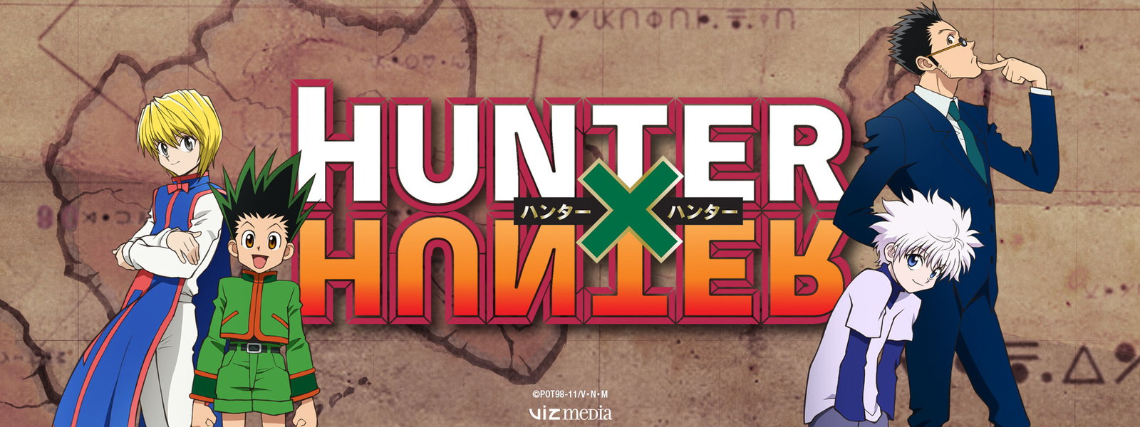 HunterXHunter banner