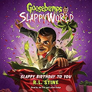 Goosebumps audiobook