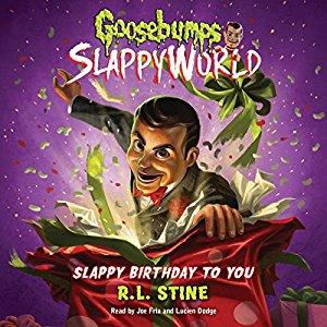 Goosebumps audiobook