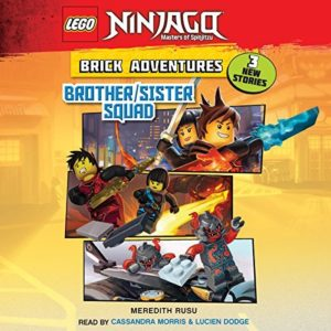 Ninjago audiobook